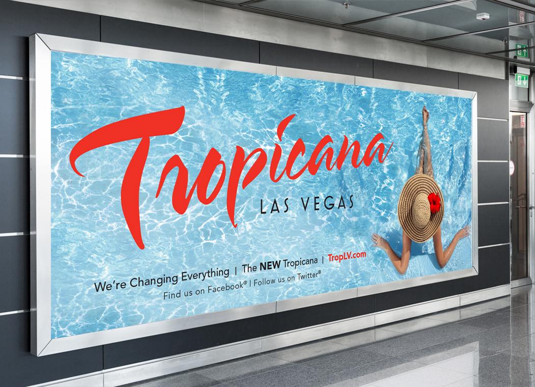 Tropicana Billboard